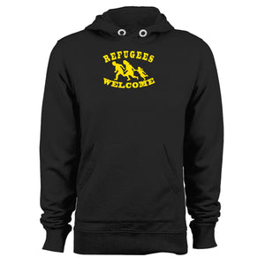 Refugees Welcome Unisex Hoodie
