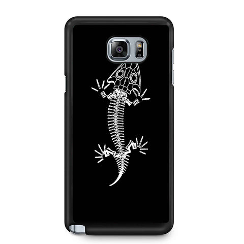 Reptile Skeleton Samsung Galaxy Note 4 / Note 5 Case