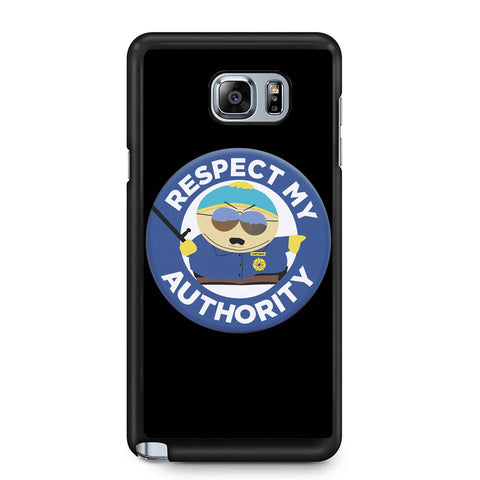Respect My Authority Samsung Galaxy Note 4 / Note 5 Case