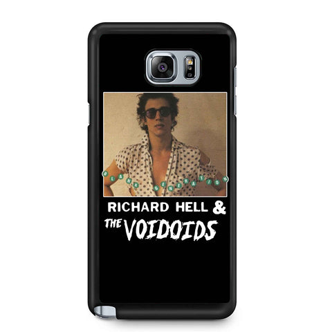 Richard Hell And The Voidoids Samsung Galaxy Note 4 / Note 5 Case