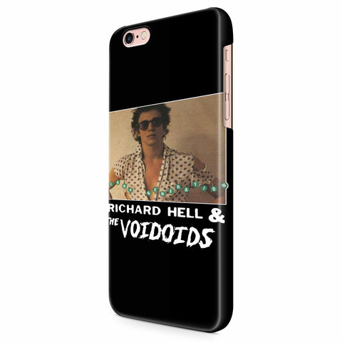 Richard Hell And The Voidoids iPhone 6/6S/6S Plus | 7/7S/7S Plus | 8/8S/8S Plus| X/XS/XR/XS Max 3D Case