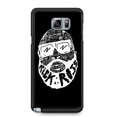 Rick Ross Samsung Galaxy Note 4 / Note 5 Case