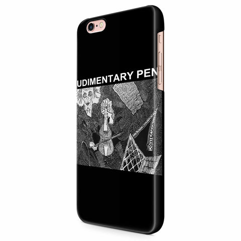 Rudimentary Peni Cacophony iPhone 6/6S/6S Plus | 7/7S/7S Plus | 8/8S/8S Plus| X/XS/XR/XS Max 3D Case