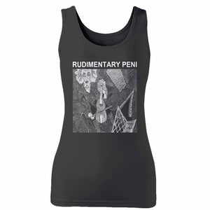Rudimentary Peni Cacophony Woman's Tank Top