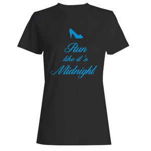 Run Like It's Midnight Woman's T-Shirt
