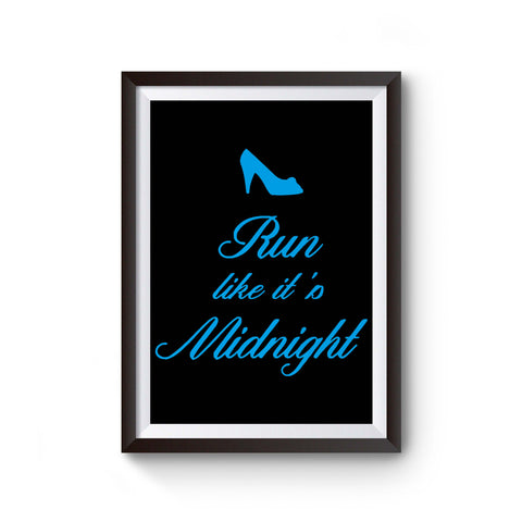 Run Like It's Midnight Poster