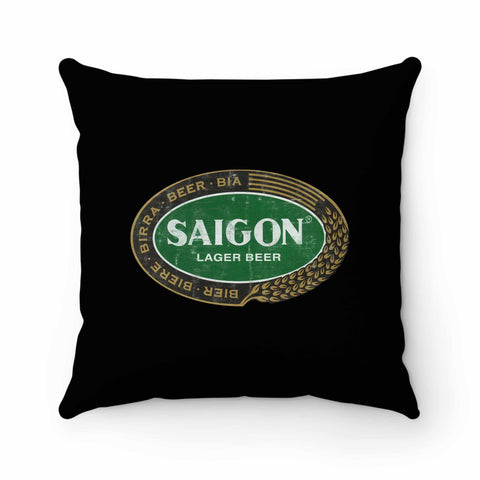 Saigon Beer Pillow Case Cover