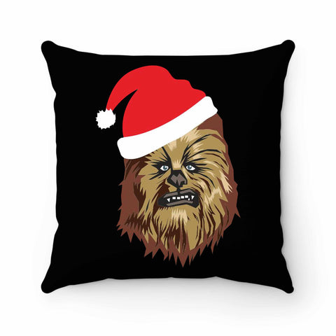Santa Chewbacca Pillow Case Cover