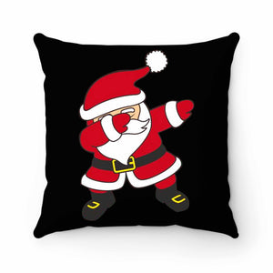 Santa Dab Pillow Case Cover