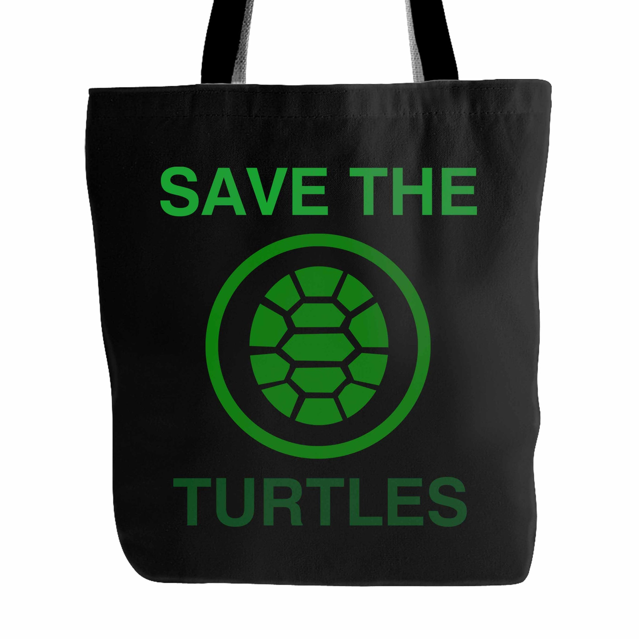 Save The Turtles Tote Bag