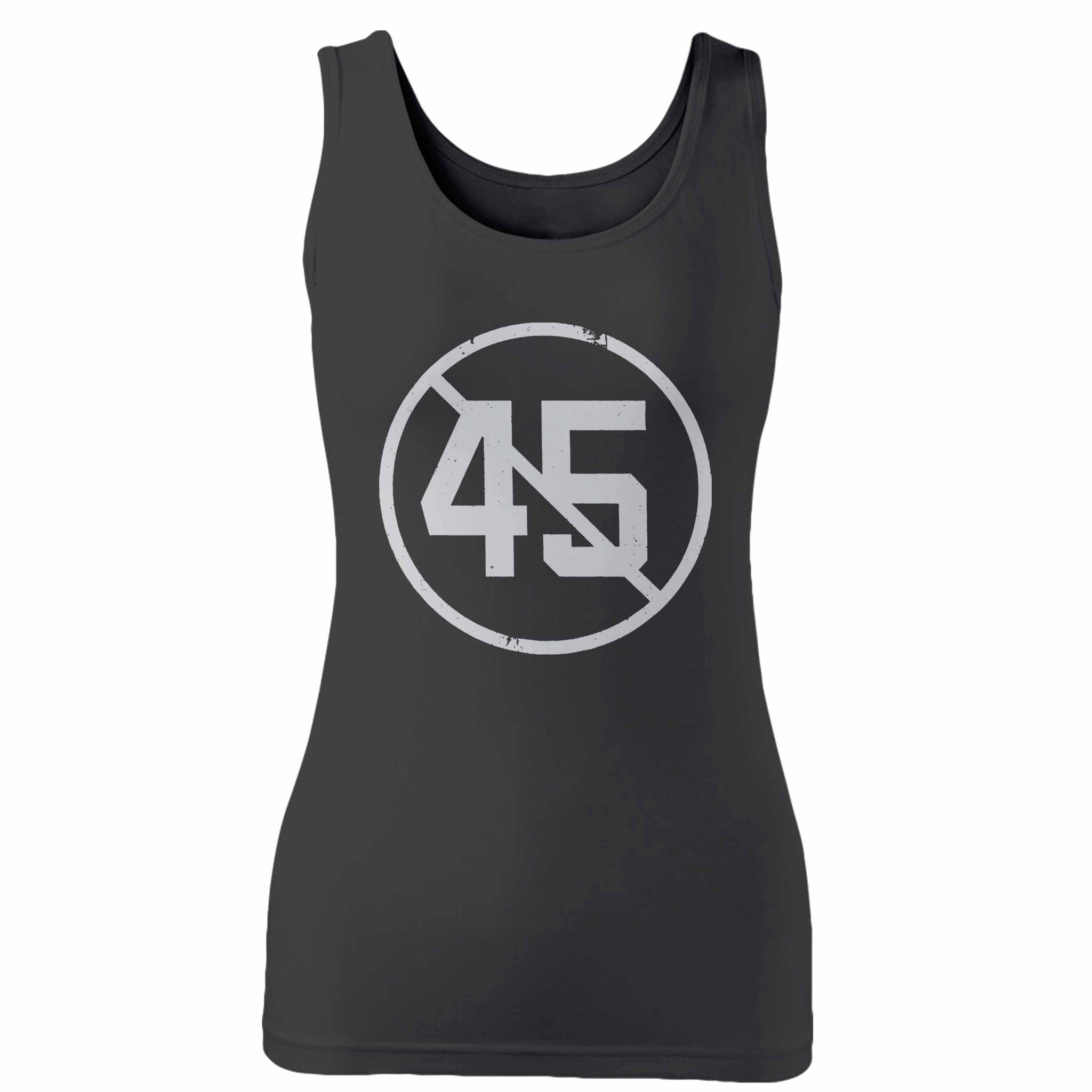 Say No To 45 Woman's Tank Top