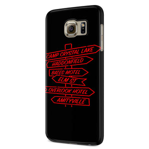 Scary Horror Samsung Galaxy S6 S6 Edge Plus/ S7 S7 Edge / S8 S8 Plus / S9 S9 plus 3D Case