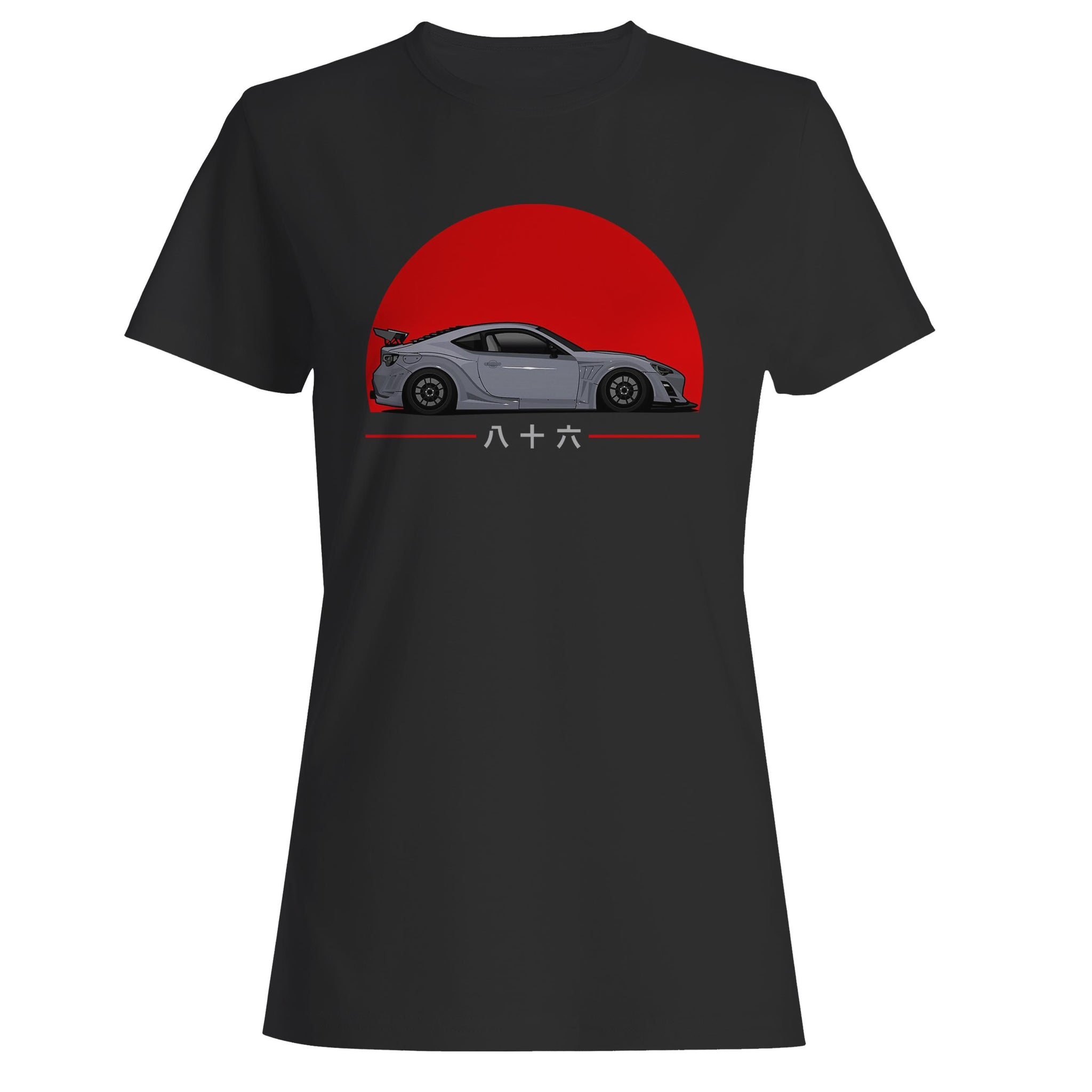 Scion Fr-S Toyota 86 Tuner Jdm Woman's T-Shirt