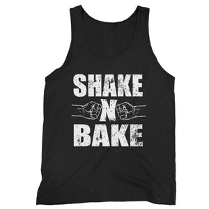 Shake N And Bake Man's Tank Top