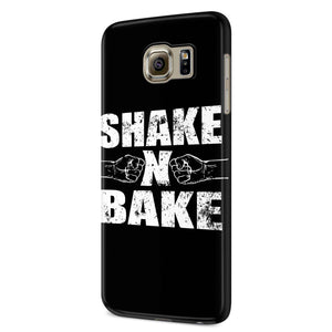 Shake N And Bake Samsung Galaxy S6 S6 Edge Plus/ S7 S7 Edge / S8 S8 Plus / S9 S9 plus 3D Case