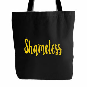 Shameless Tote Bag