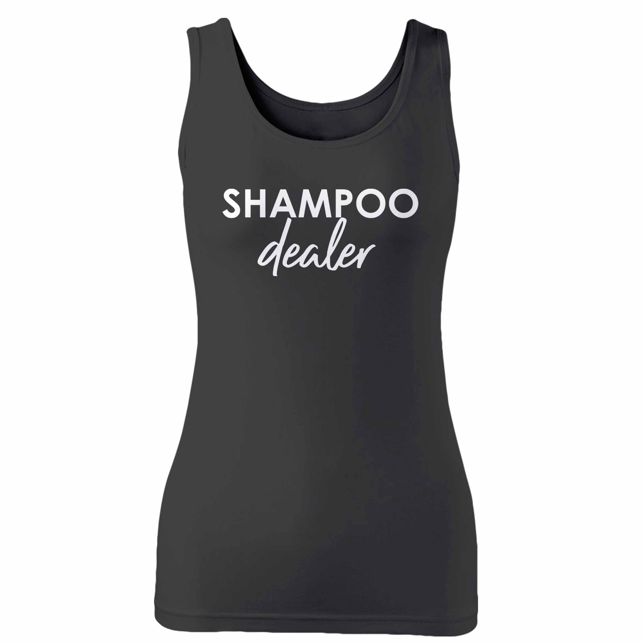 Shampoo Dealer Woman's Tank Top