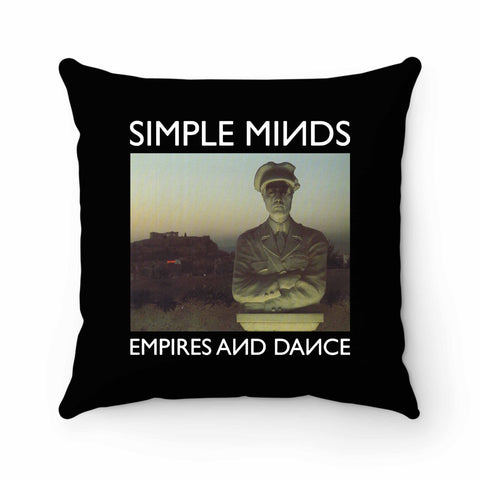 Simple Minds Empires And Dance Pillow Case Cover