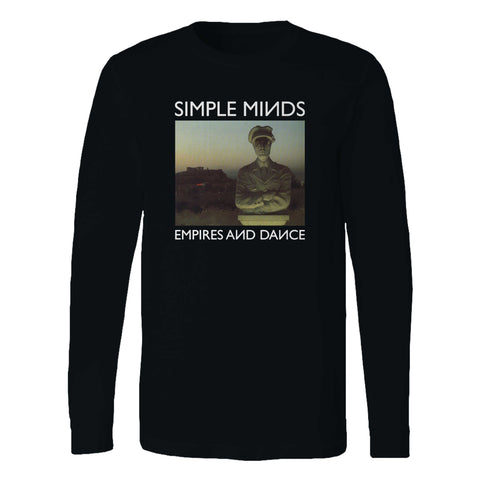 Simple Minds Empires And Dance Long Sleeve T-Shirt