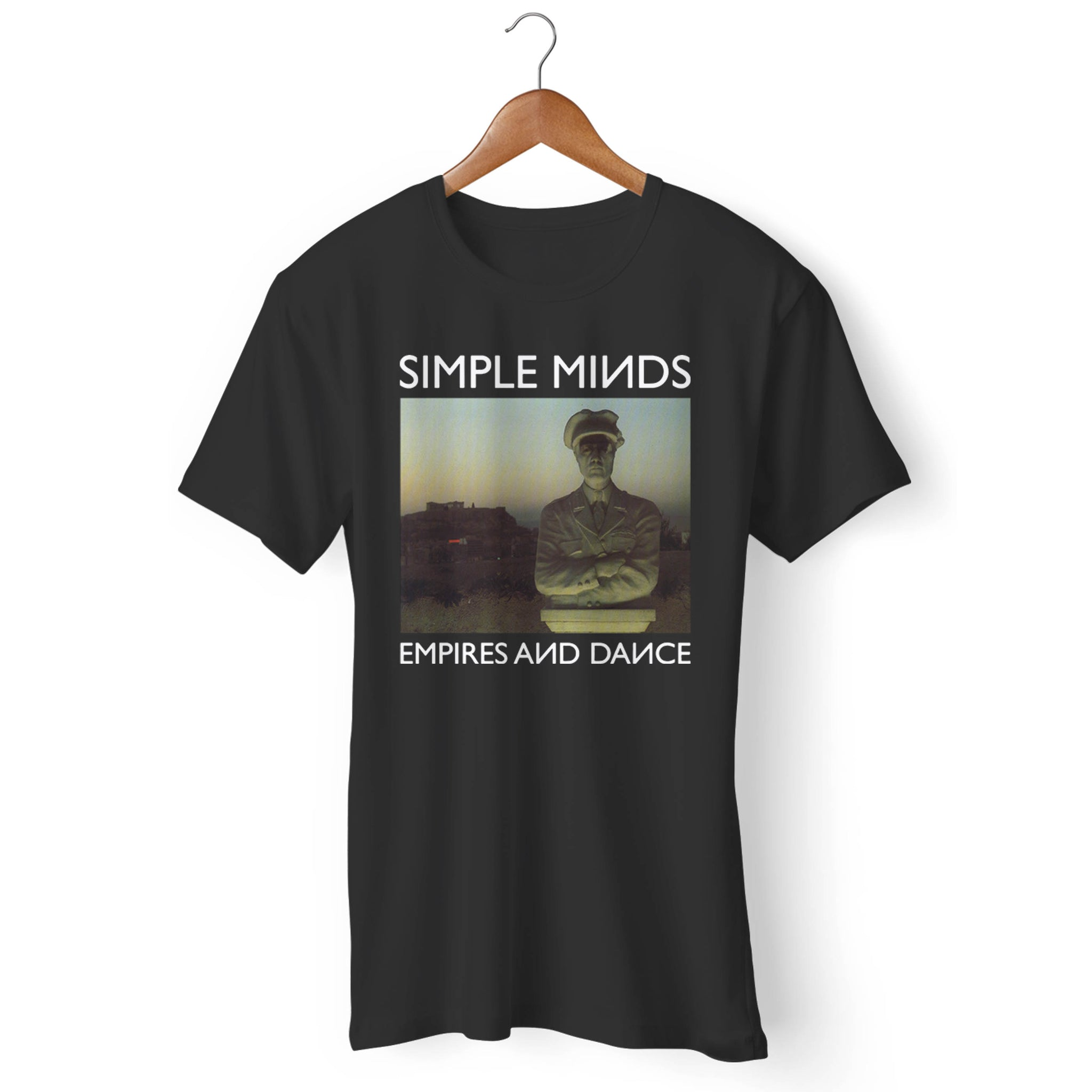 Simple Minds Empires And Dance Man's T-Shirt