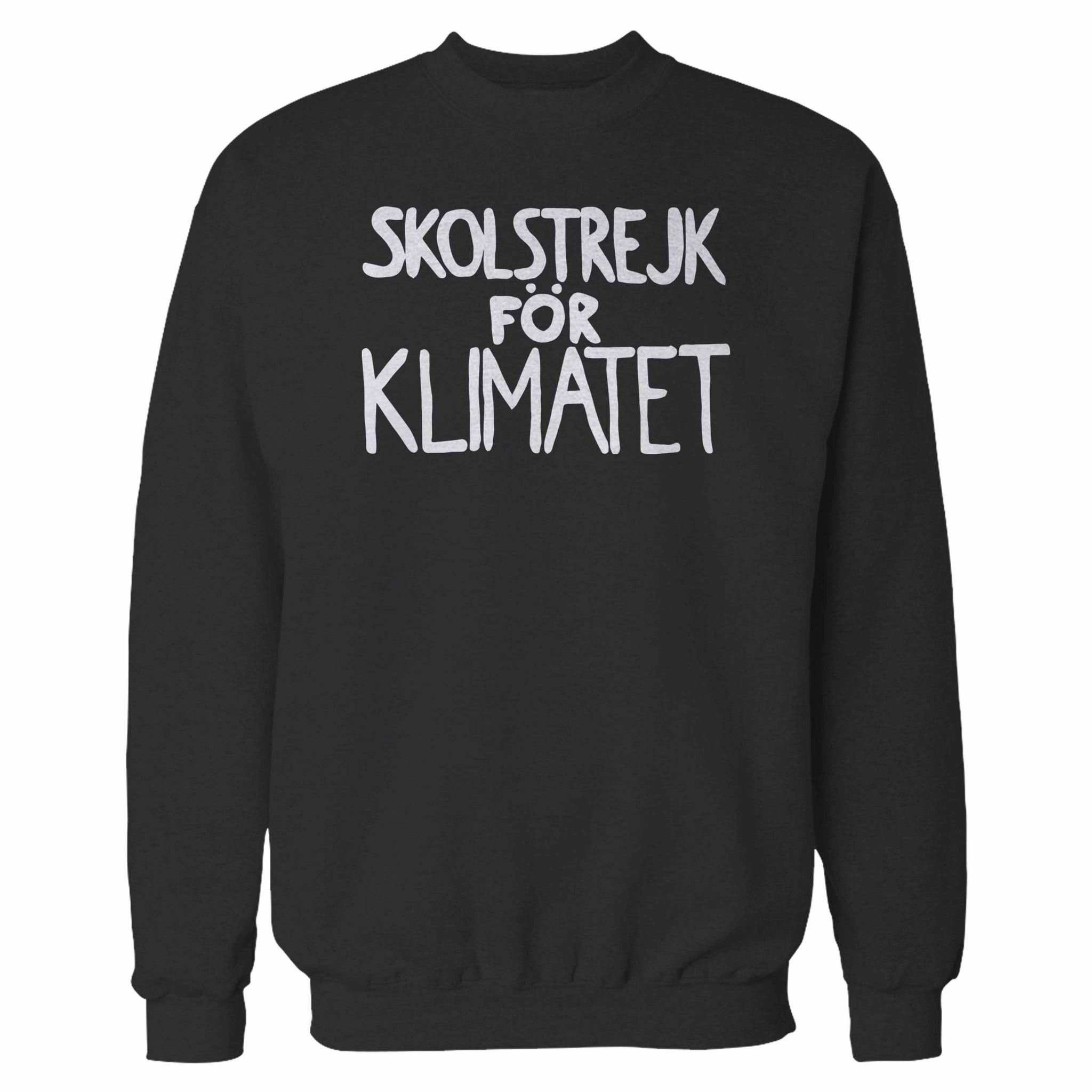 Skolstrejk For Klimatet Sweatshirt