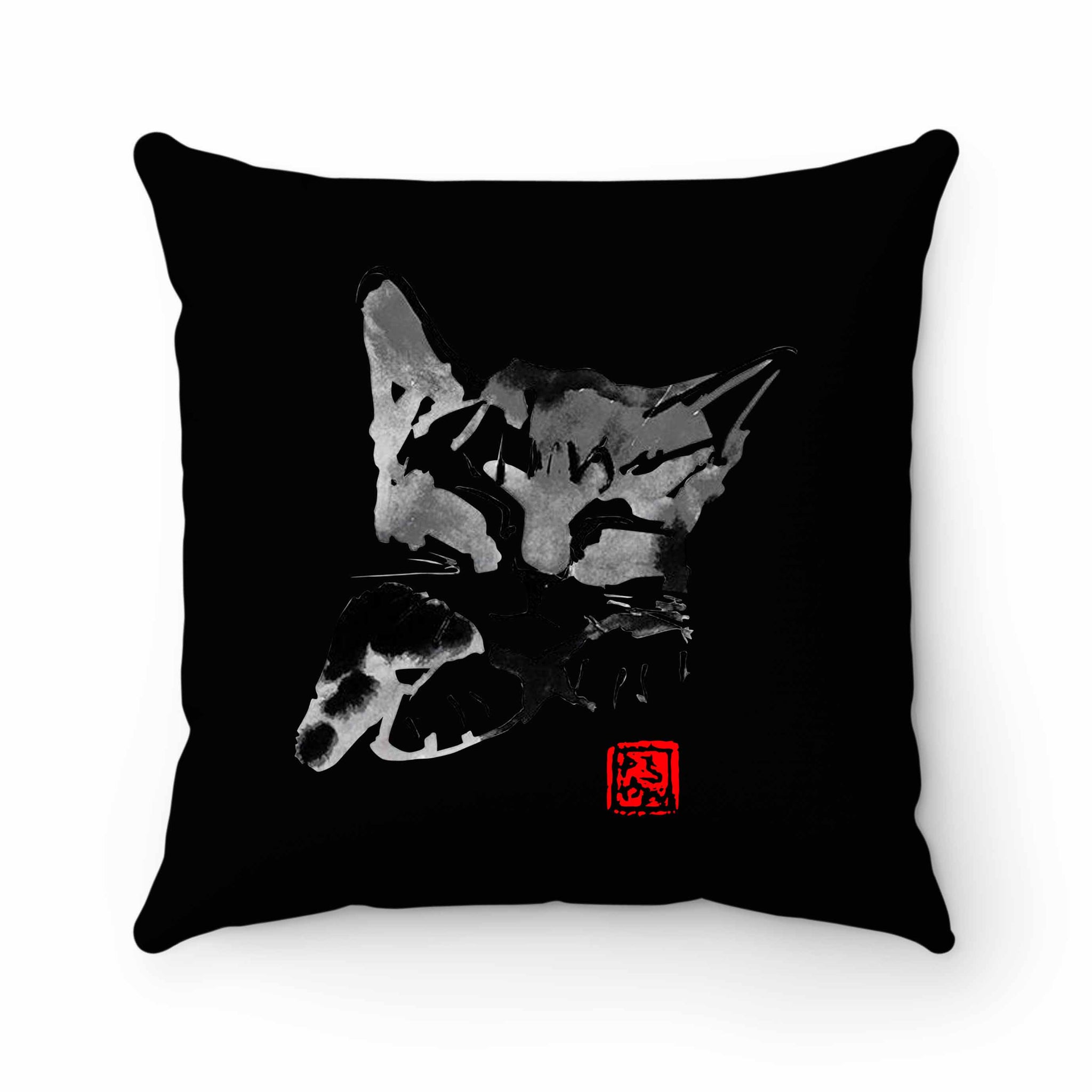 Sleeping Cat 1 Pillow Case Cover
