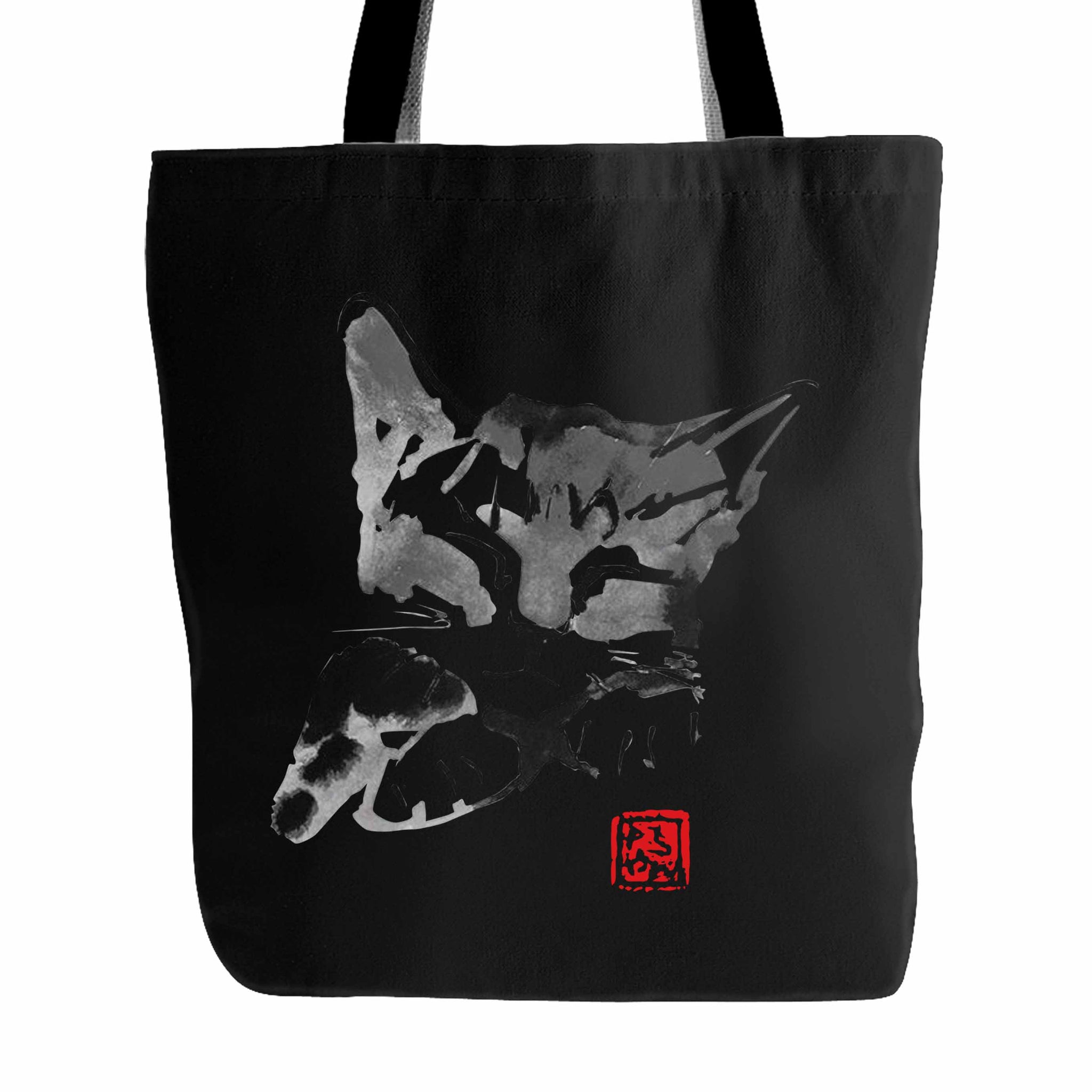 Sleeping Cat 1 Tote Bag