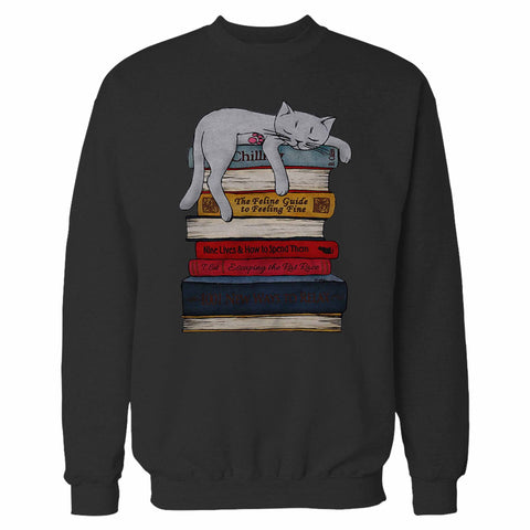 Sleeping Cat 3 Sweatshirt
