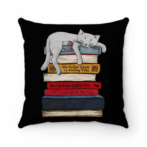 Sleeping Cat 3 Pillow Case Cover