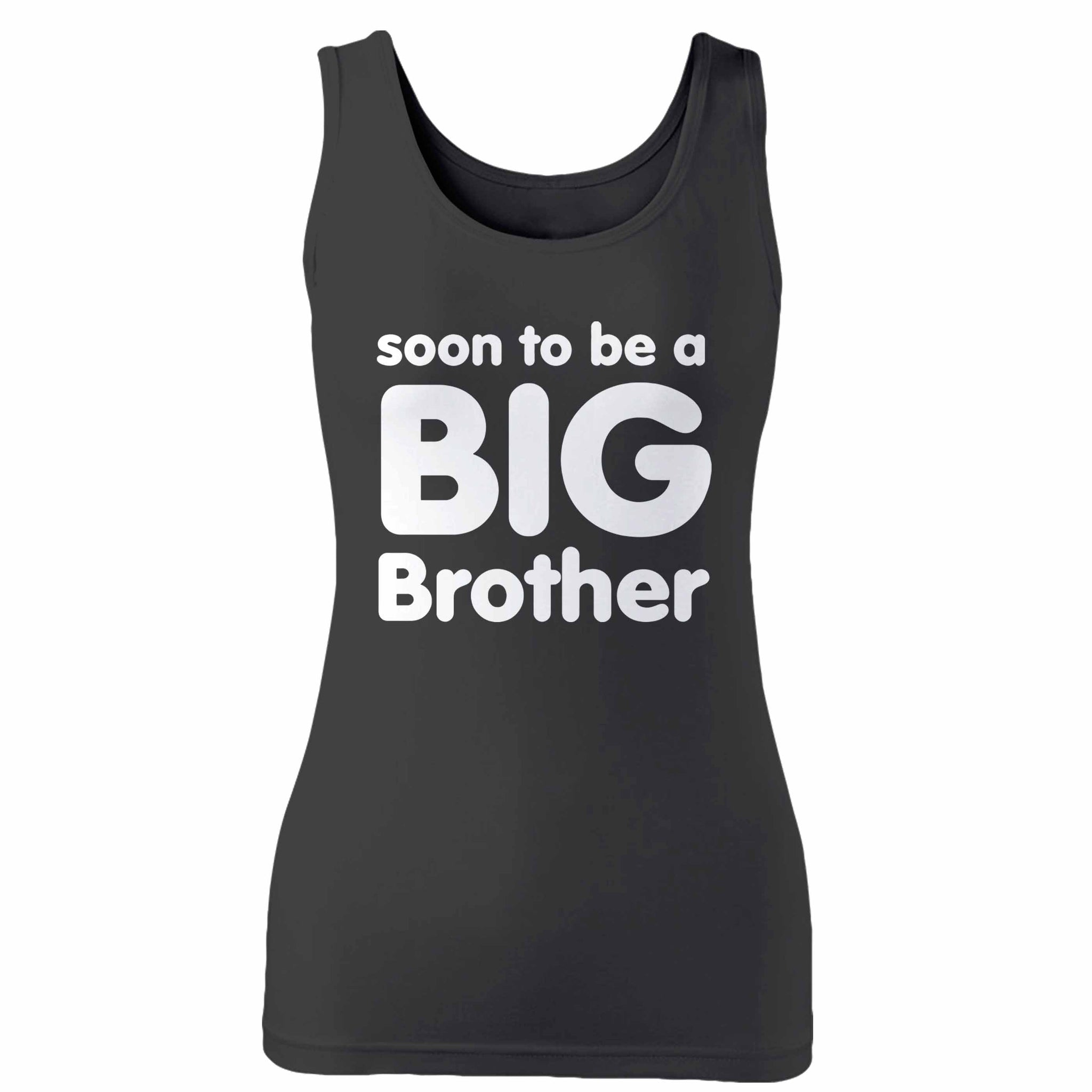 Soon To Be A Big Brother Woman's Tank Top