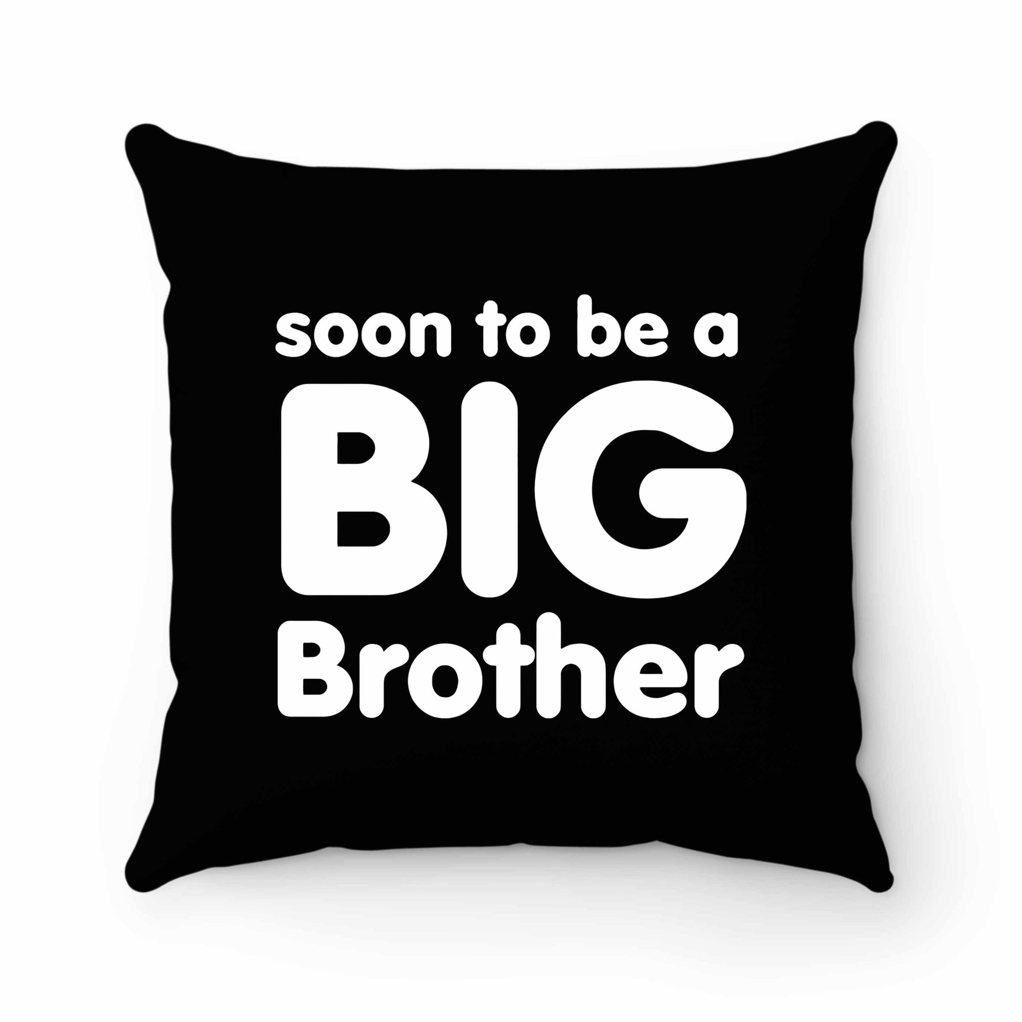 Soon To Be A Big Brother Pillow Case Cover