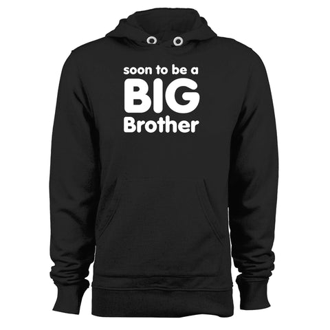 Soon To Be A Big Brother Unisex Hoodie
