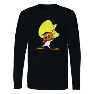 Speedy Gonzales Mexican Mouse Long Sleeve T-Shirt