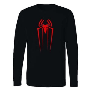 Spiderman Avengers Superhero Long Sleeve T-Shirt