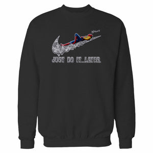 Spiderman Rilex Just Do It Later Sweatshirt