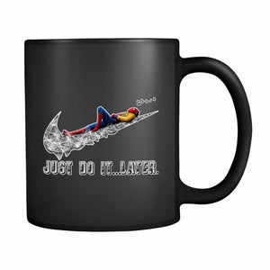 Spiderman Rilex Just Do It Later 11oz Mug
