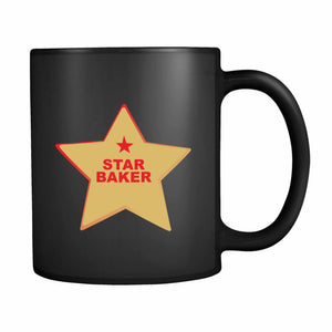 Star Baker Baking Enthusiast 11oz Mug