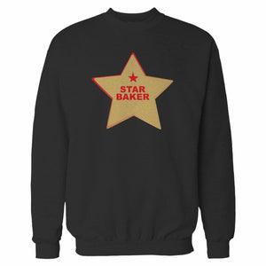 Star Baker Baking Enthusiast Sweatshirt