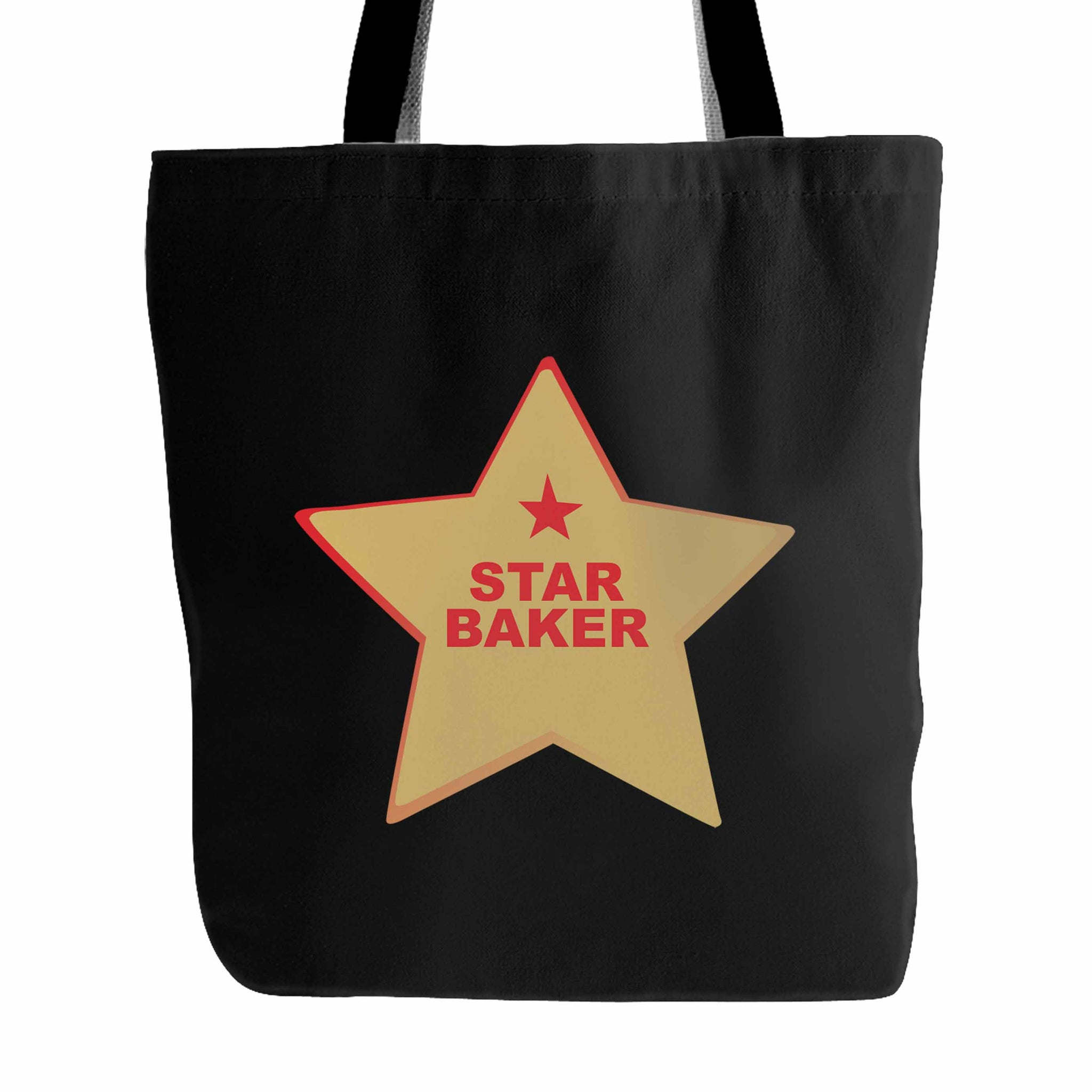Star Baker Baking Enthusiast Tote Bag