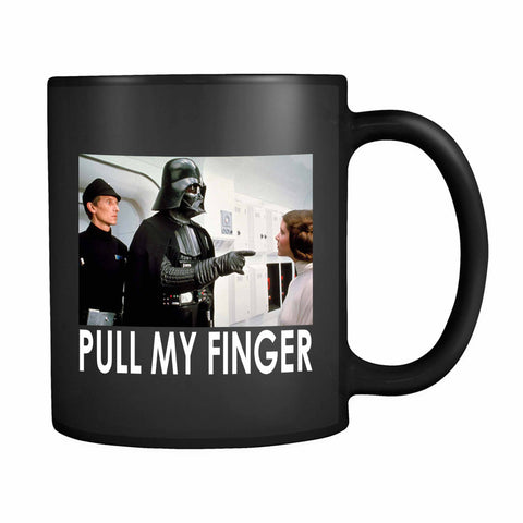 Star Wars Darth Vader Pull My Finger 11oz Mug