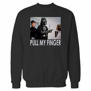 Star Wars Darth Vader Pull My Finger Sweatshirt