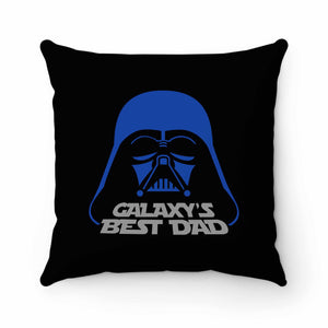 Star Wars Galaxy's Best Dad Pillow Case Cover