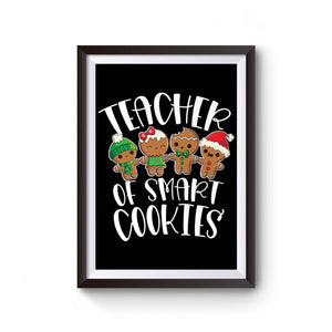 Teacher Of Smart Cookies Poster
