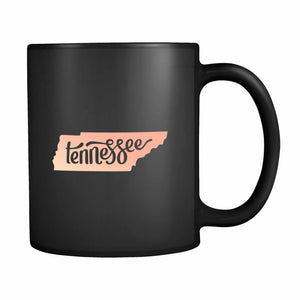 Tennessee State Tennessee Pride Love Tennessee Colorful 11oz Mug