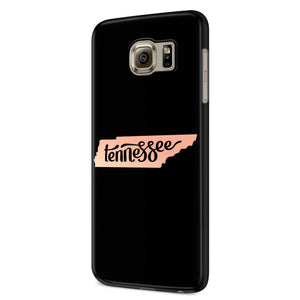 Tennessee State Tennessee Pride Love Tennessee Colorful Samsung Galaxy S6 S6 Edge Plus/ S7 S7 Edge / S8 S8 Plus / S9 S9 plus 3D Case