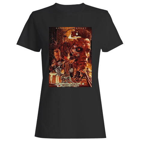 Terminator 2 Judgment Day Woman's T-Shirt