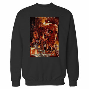 Terminator 2 Judgment Day Sweatshirt