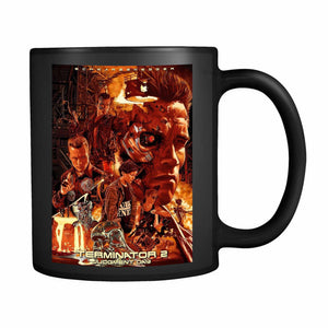 Terminator 2 Judgment Day 11oz Mug