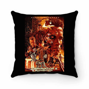 Terminator 2 Judgment Day Pillow Case Cover