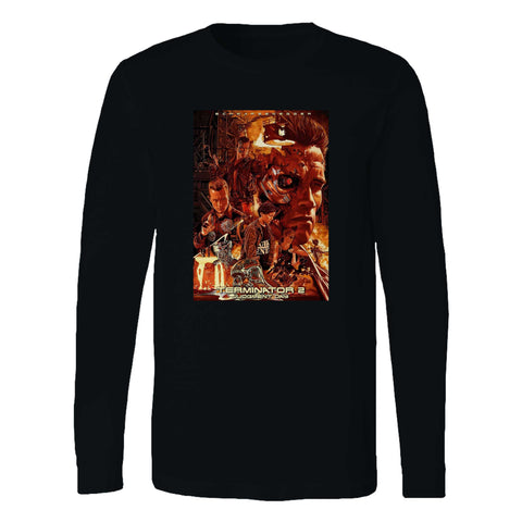 Terminator 2 Judgment Day Long Sleeve T-Shirt